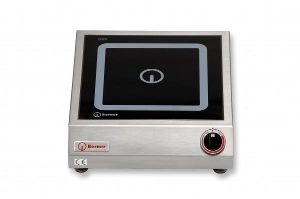 Berner BI1K5 Tisch-Induktionskochplatte quadratisch