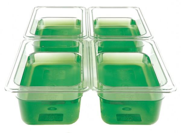 GN-Behälter Kunststoff 1/4 15 cm, 3,4 Liter