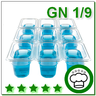 GN 1/9 Behälter