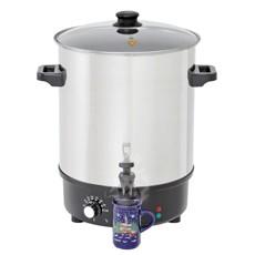 Neumärker Glühwein- und Heißwasserkessel - 30 Liter