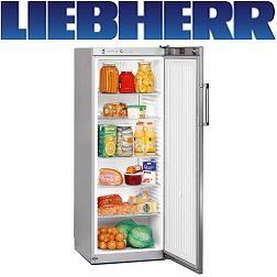 Liebherr FKvsl 3610 Kühlschrank silber dynamische Kühlung