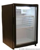 Glastürkühlschrank KUG 110