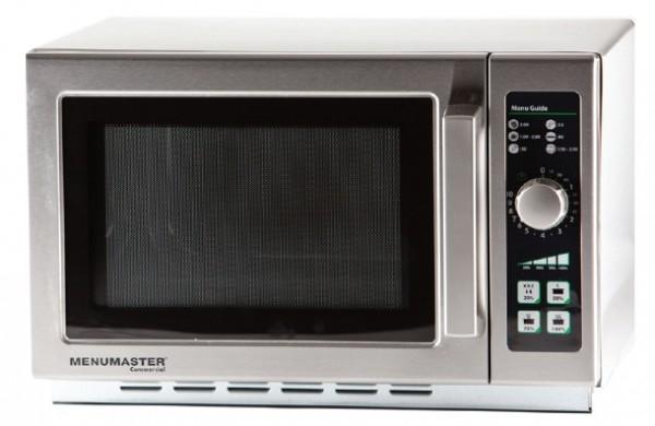 Gastronomie Edelstahl Mikrowelle Amana / Menumaster 34 ltr, RCS 511DSE, 1100W
