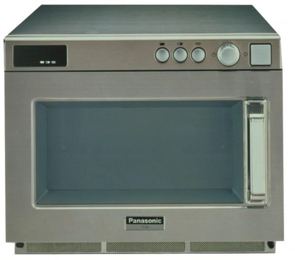 Gastronomie Edelstahl Mikrowelle Panasonic 18 ltr, NE-1846/NE-1843