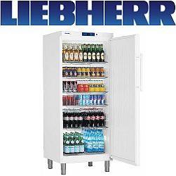 Liebherr GKv 5730 Umluft-Kühlschrank GN 2/1 weiss