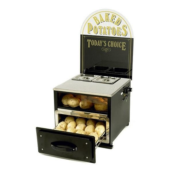 Kartoffelofen 3 in 1 Kartoffel-Station