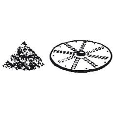Neumärker Granulat-Reibscheibe für Multi-Gemüseschneider