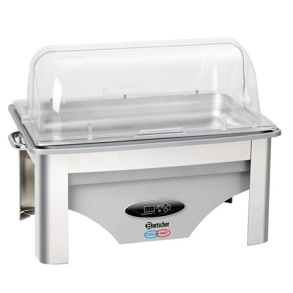 Bartscher Chafing Dish, 1/1GN, Cool + Hot - 500850