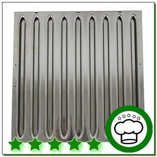 Küchenabluftzubehör & Flammschutzfilter