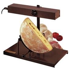 Neumärker Raclette für große halbe Käsestücke