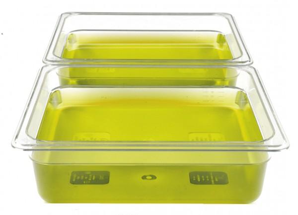 GN-Behälter Kunststoff 1/2 15 cm, 7,8 Liter
