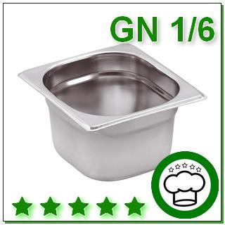 GN 1/6 Behälter