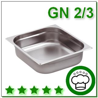 GN 2/3 Behälter