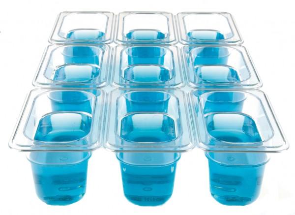GN-Behälter Kunststoff 1/9 6,5 cm, 0,5 Liter