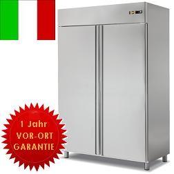 Edelstahl Tiefkühlschrank Eco Cool II 1400 Liter