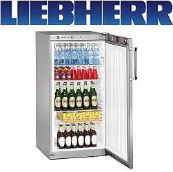 Liebherr FKvsl 2610 Kühlschrank silber dynamische Kühlung