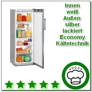 Kühlschränke in silber