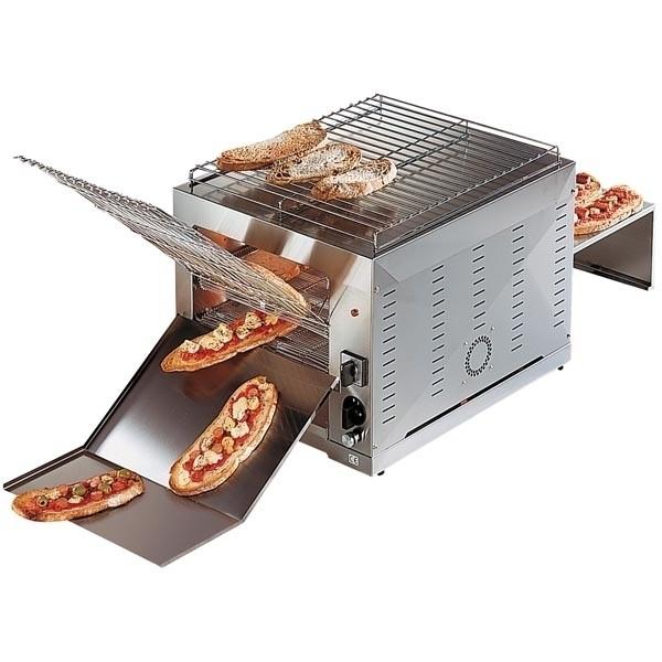 Durchlauf-Toaster / Transportband-Toaster 75 - 230 Toast / Stunde