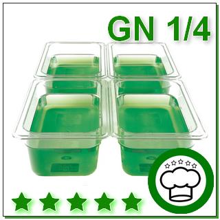 GN 1/4 Behälter