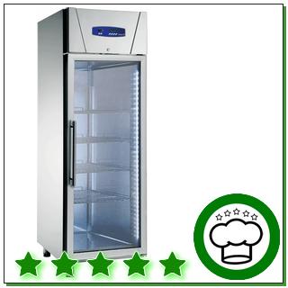 Glastür-Tiefkühlschränke