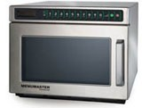 Gastronomie Edelstahl Mikrowelle Amana / Menumaster 17 ltr, DEC 21E2, 2100W