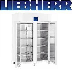 Liebherr GGPv 1420 Profiline Umluft-Tiefkühlschrank GN 2/1 Weiss/Edelstahl