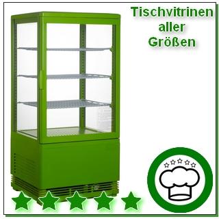 Mini-Kühlvitrinen