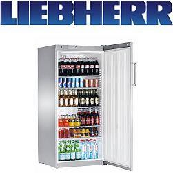 Liebherr FKvsl 5410 Kühlschrank silber dynamische Kühlung