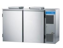 Cool Compact Abfallkühler / Konfiskatkühler Magnos 2 x 120 Liter, Voll-Edelstahl