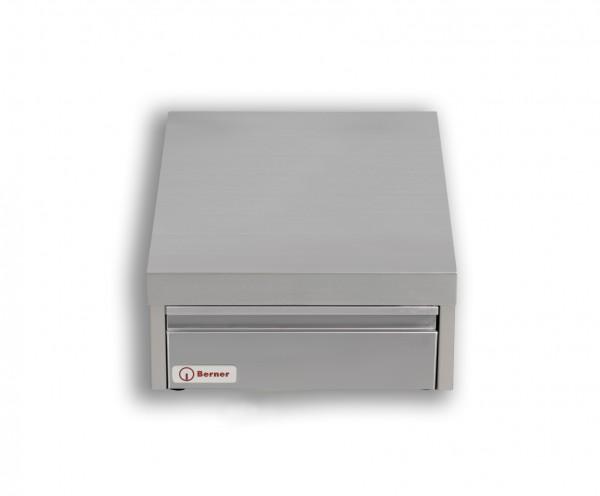 Berner BTSKTT Tischelement - Arbeitsfläche mit Schublade GN 1/1