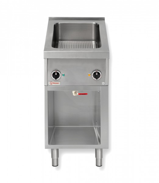 Berner BHUKKTDE Gastronomie-Elektrokocher / Kochmarie mit elektronischer Regelung