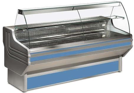 COOL by Nordcap Freikühltheke J 150 UM / Kühltheke mit Umluft-Kühlung