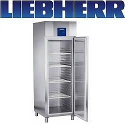 Liebherr GGPv 6570 Profiline Umluft-Tiefkühlschrank GN 2/1 Volledelstahl