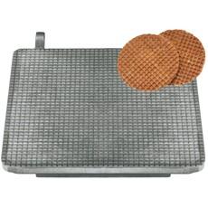 Waffeleisen-Wechselplatte Stroopwaffel von Neumärker