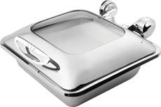 Neumärker SMART Chafing-Dish-quadratisch + Untergestell
