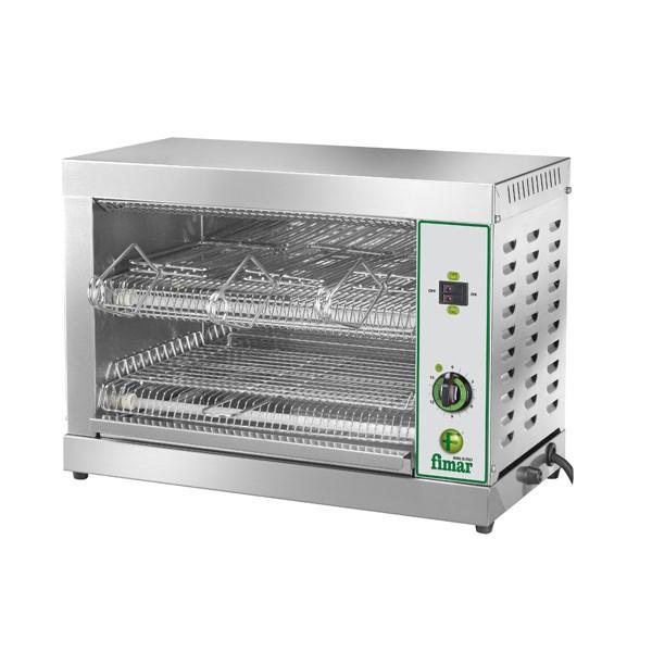 Fimar Toaster TOP6D für bis zu 6 Toasts