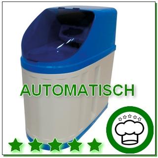 Automatik-Wasserenthärter