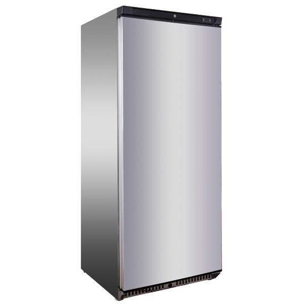 Gastrostellwerk Edelstahl Kühlschrank 600 Liter