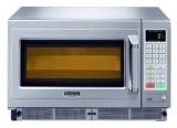 Gastronomie Edelstahl Mikrowelle Kombinationsgerät Panasonic 30 ltr, NE-C1475, 1350W