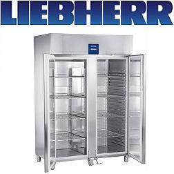 Liebherr GGPv 1490 ProfiPremiumline Umluft-Tiefkühlschrank GN 2/1 Volledelstahl