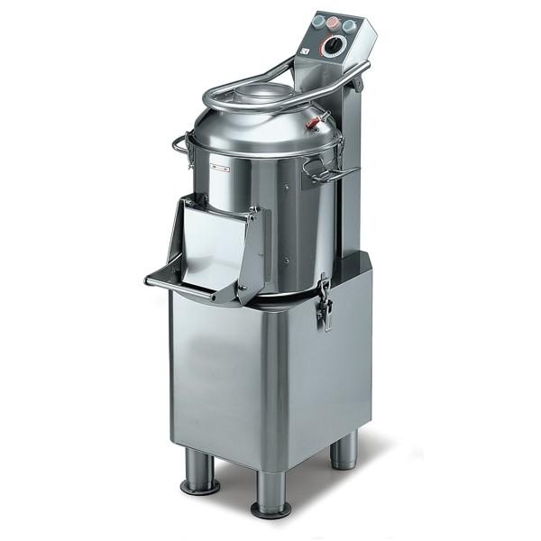 Kartoffelschälter, Inhalt 10 kg, 170 kg / Stunde