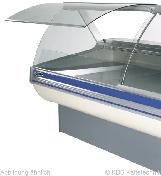 Freikühltheke Eros 1500 Fvbt Tvce mit Hebescheibe (ohne Maschine)