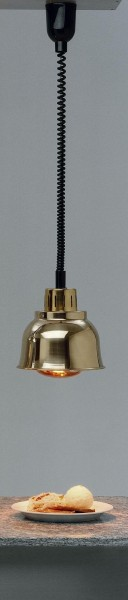 Scholl Wärmestrahler, Heizlampe Kupfer