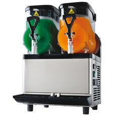 Neumärker Slush-Maschine Granismart 2 x 5 Liter