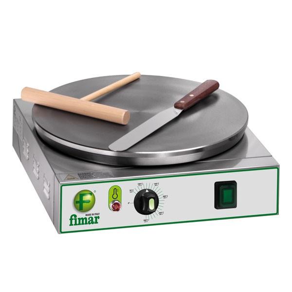 Fimar Crepemaschine mit 40cm Kochplatten