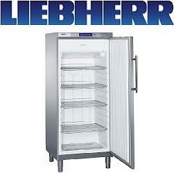 Liebherr GGv 5060 Tiefkühlschrank dynamische Kühlung Teil-Edelstahl