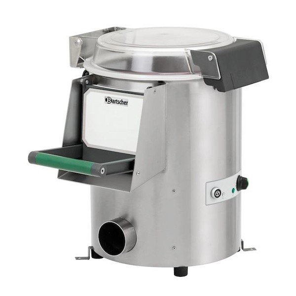 Bartscher Kartoffelschälmaschine mit 5kg Fassungsvermögen - A120181
