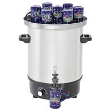 Neumärker Warmhaltedeckel für Tassen für den Glühwein- und Heizwasserkessel