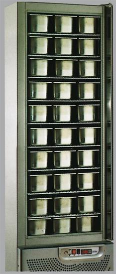NordCap Eiscreme-Tiefkühllagerschrank LF 615 U