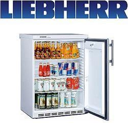 Liebherr FKU 1805 Kühlschrank statisch unterbaufähig Edelstahltür